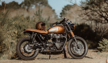 BONNEVILLE T120 COPPER